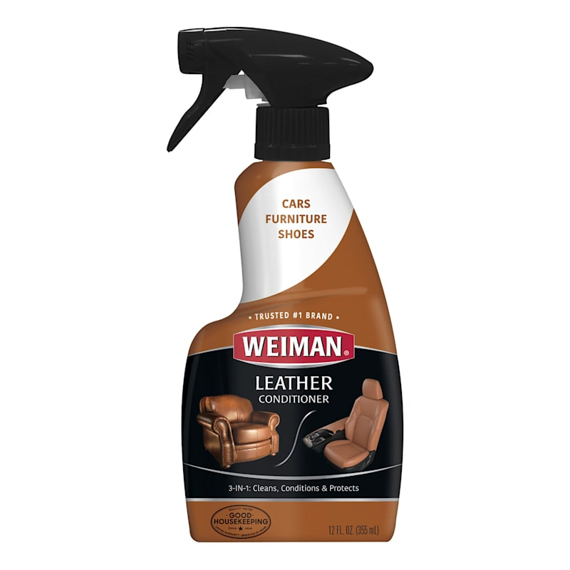 Weiman Leather Cleaner- 12 oz. Spray