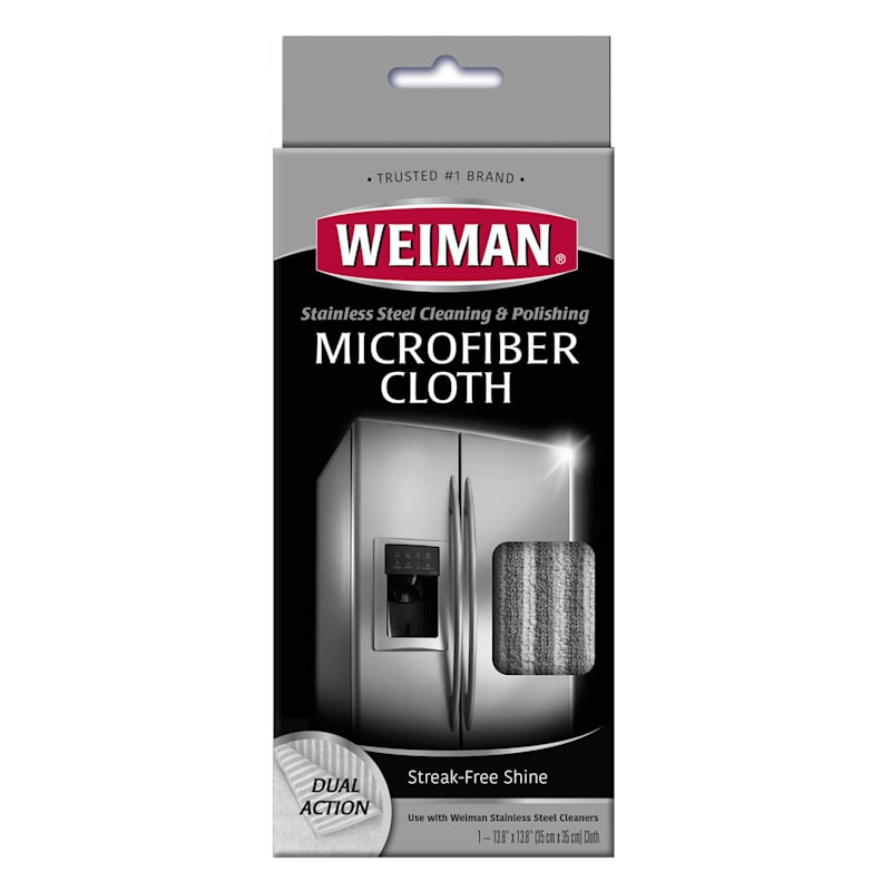 STAINLESS CLEAN/POLISH CLOTH