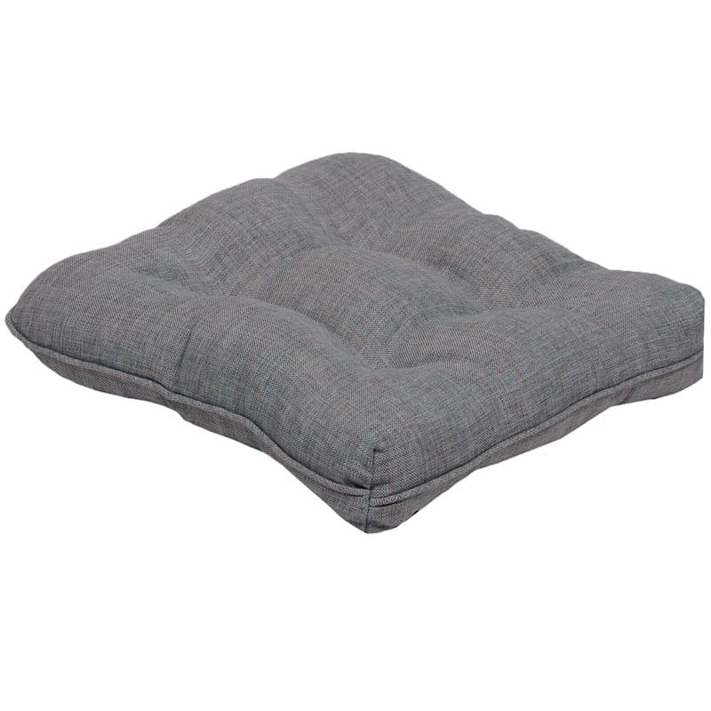 Wessex Azure Outdoor Premium Wicker Seat Cushion