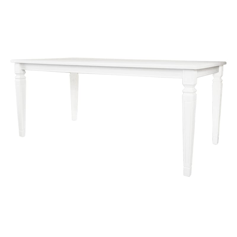 Grace Mitchell CORTANA DINING TABLE WHITE