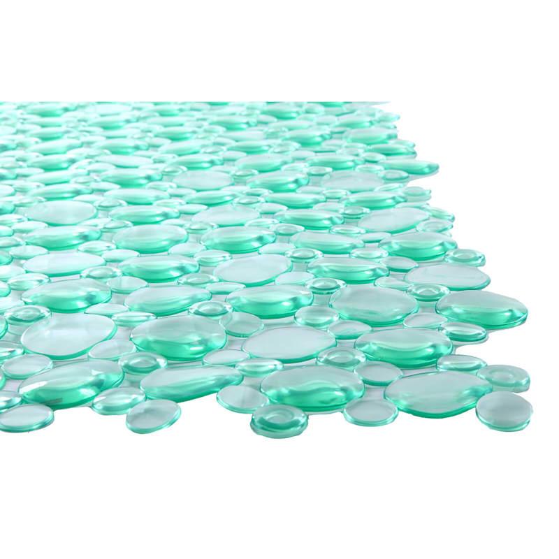 Burst Bubble Mat Green
