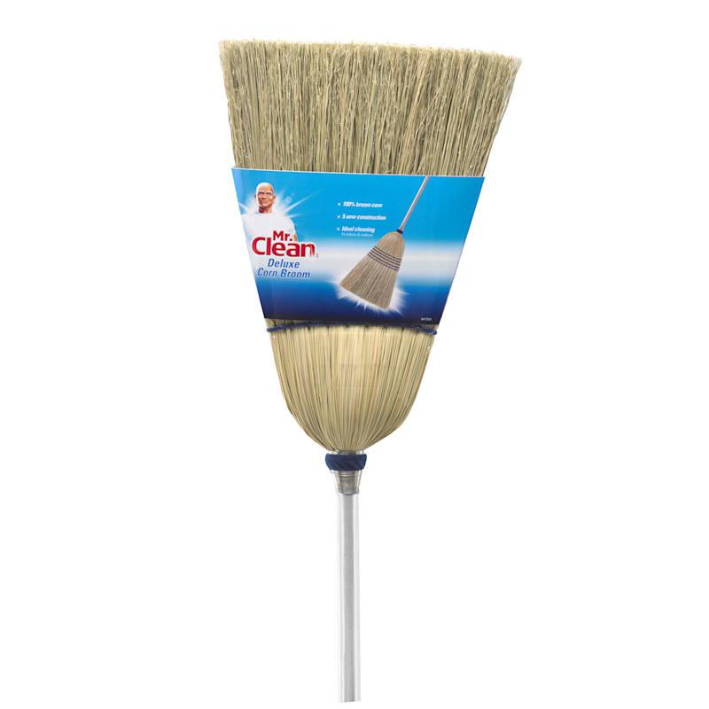 Deluxe Corn Broom