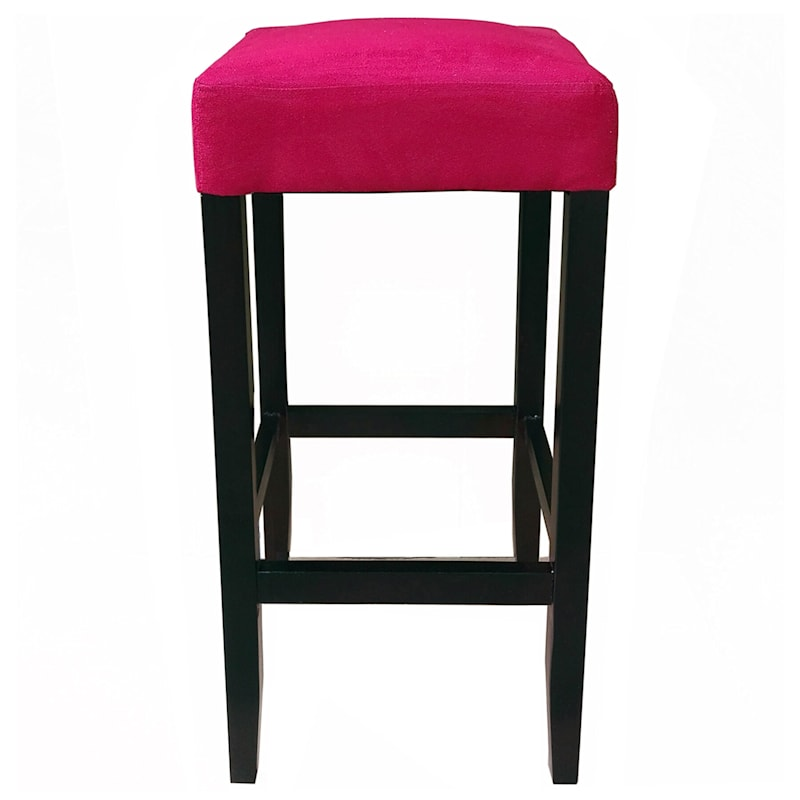 STERLING 29IN RED BARSTOOL