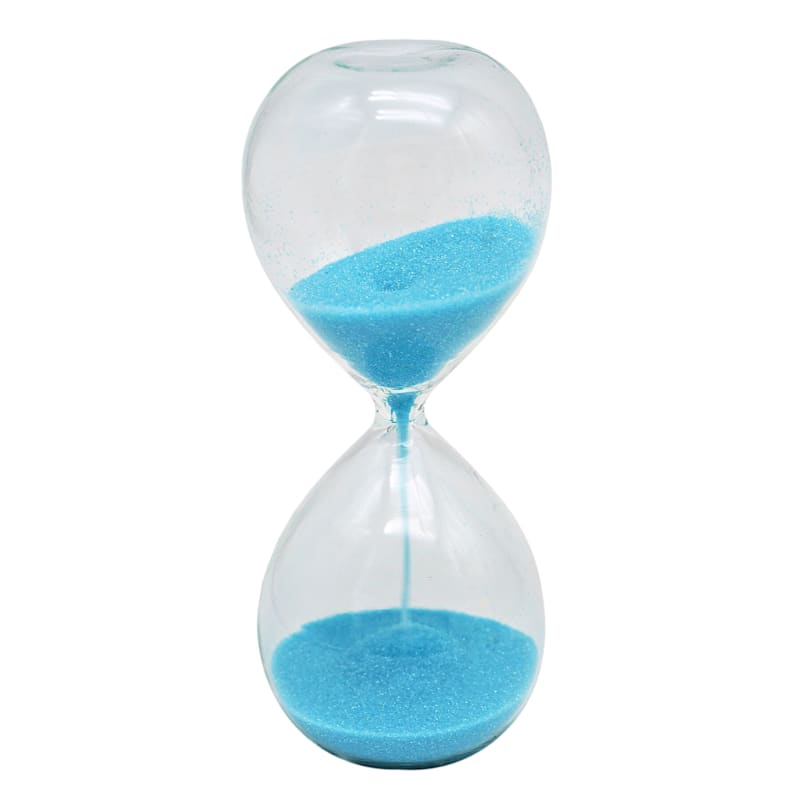 2X5 Glass Timer 1M With Green Sand