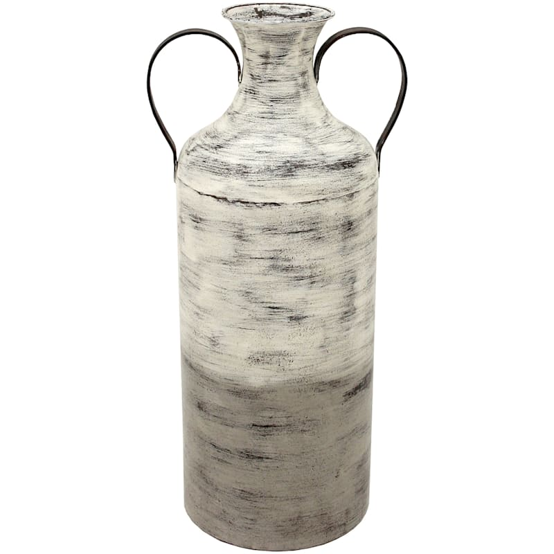 8X17 Iron Vase