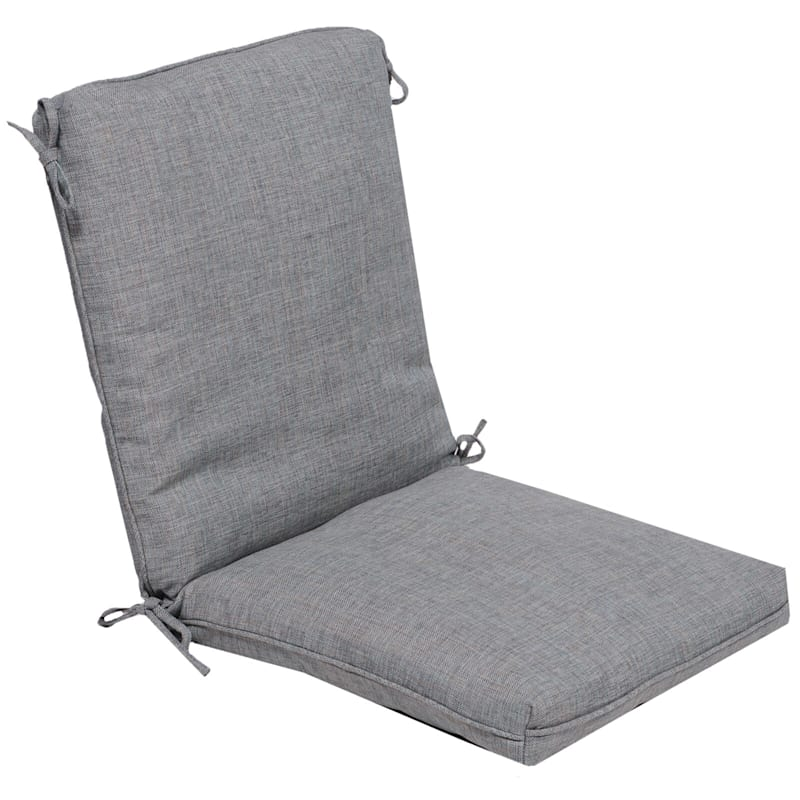 Wessex Azure Outdoor Premium Hinged Chair Cushion