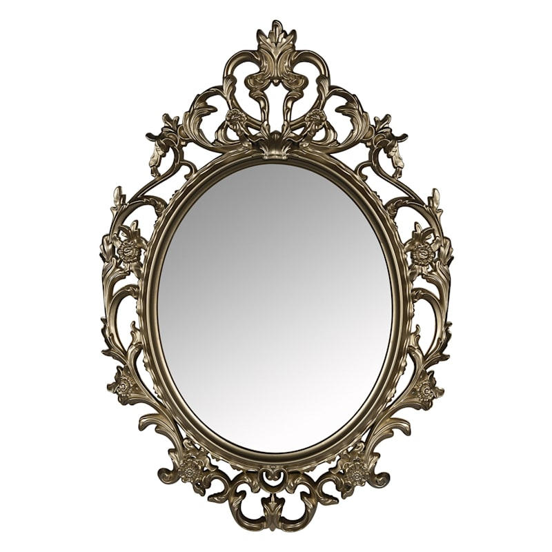 23x32 Antique Mirror At Home, What Is Antique Mirror