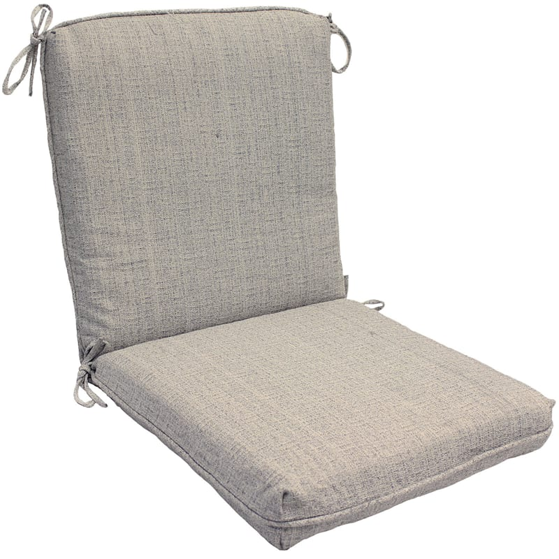Fiddlestix Outdoor Premium Hinged Chair Cushion