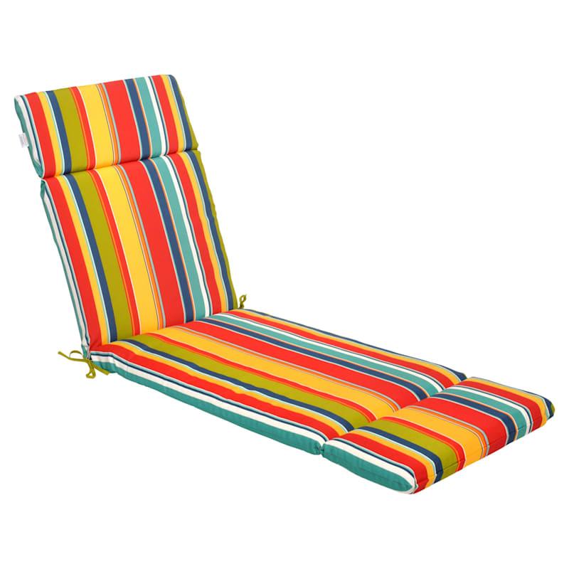 Macrae Garden Outdoor Chaise Lounge Universal Cushion Macrae Garden