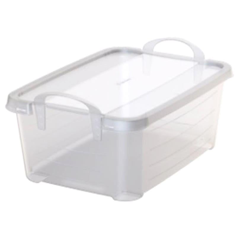 14qt Clear Box/Handles