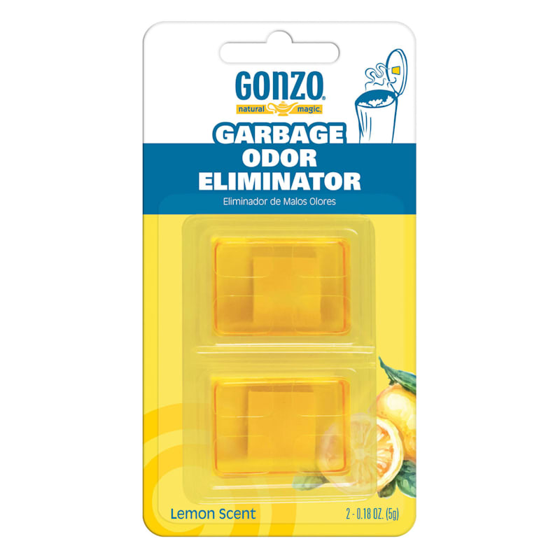 Natural Magic Garbage Odor Eliminator- 2 Pack