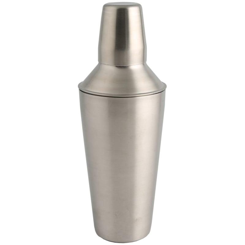 Brushed Stainless 24oz Shaker