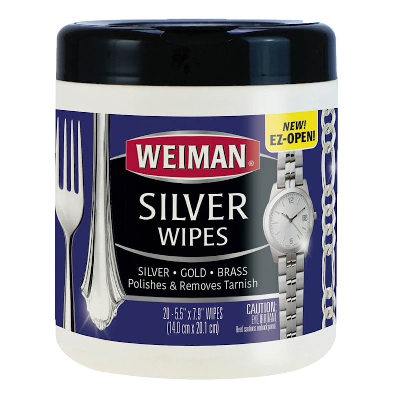 Weiman Silver Wipes