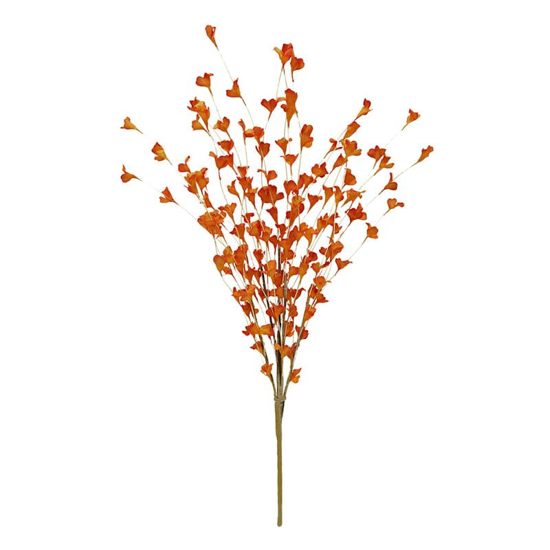 Orange Paper Flower Bush, 26in