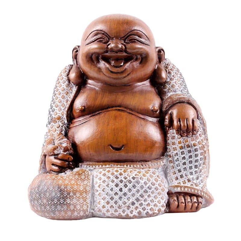 6in. Resin Buddha