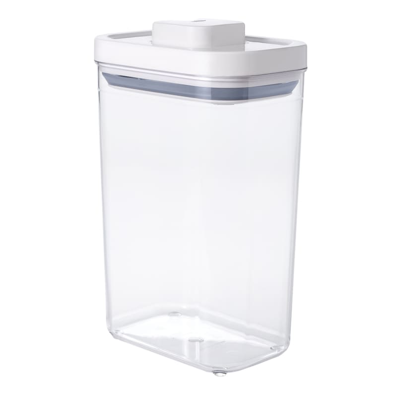 OXO Softworks 2.7Qt White Lid Pop Container