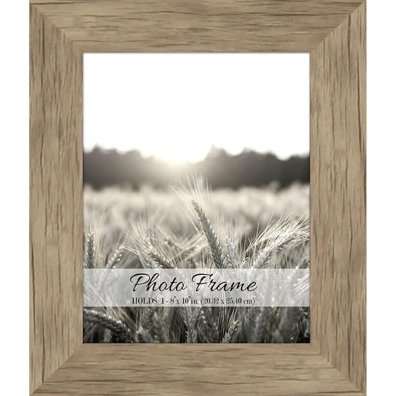 8X10 Driftwood Farmhouse Photo Frame