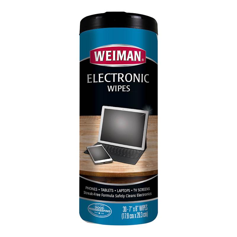 Weiman e-Tronic Wipes