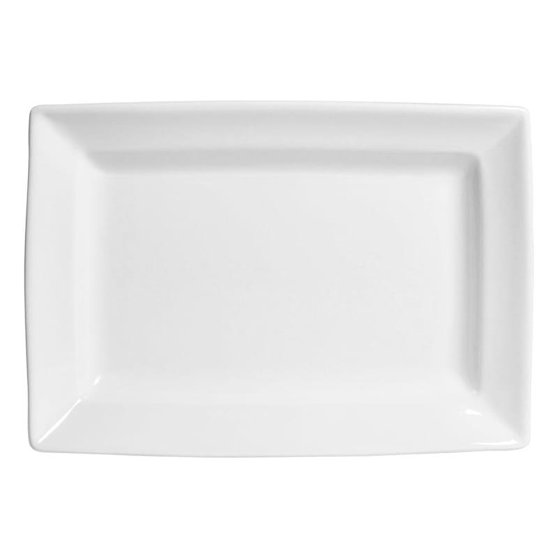 Blanc De Blanc Rectangular Serve Platter