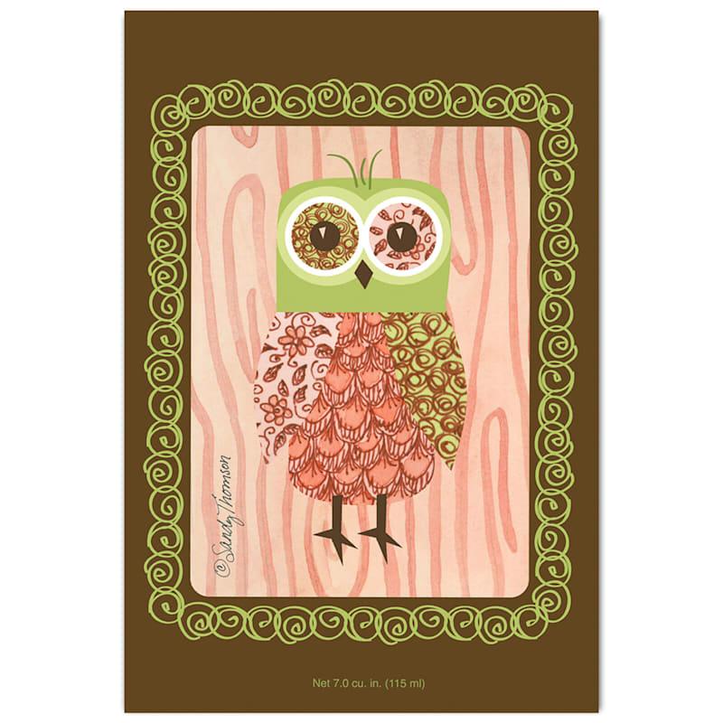 Pink Owl Sachet (Set of 3)