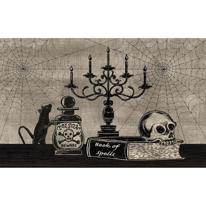 Echo Book Of Spell Rug 17 x 27-in.