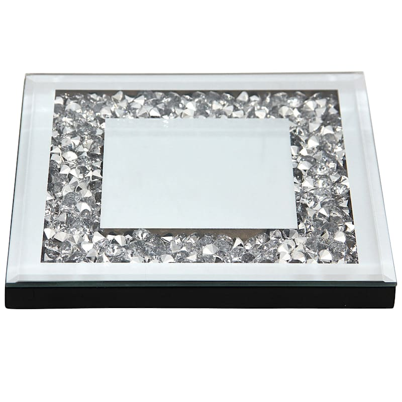 8in. Bling Riser With Diamond