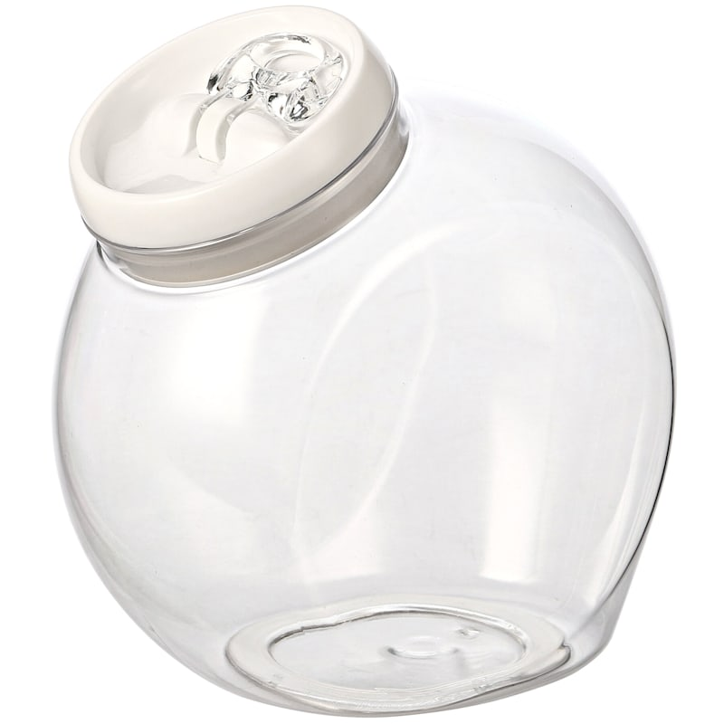 Flip Tite Airtight Bpa Free Acrylic Traditional Candy Jar