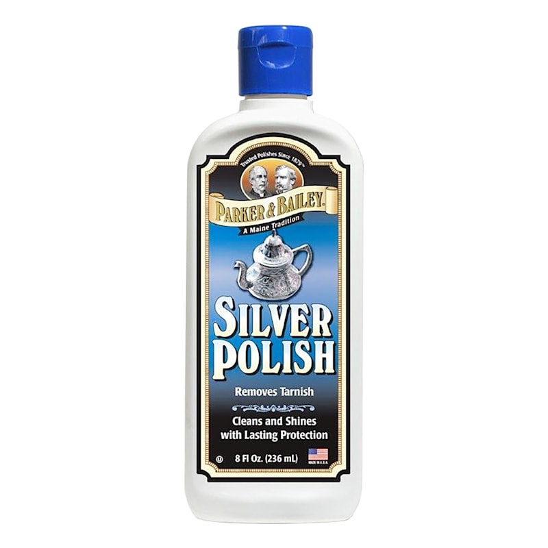 Parker & Bailey Silver Polish- 8 oz. Bottle