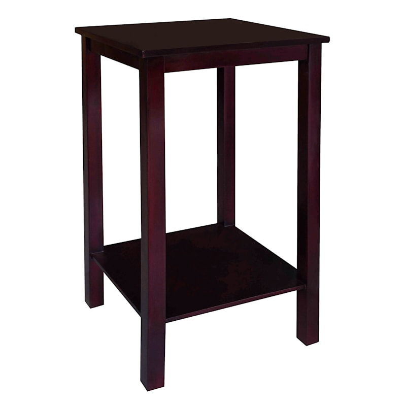 Accent Table Black