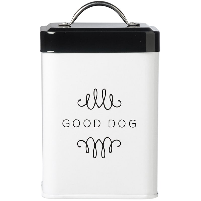 Sparky Good Dog Canister