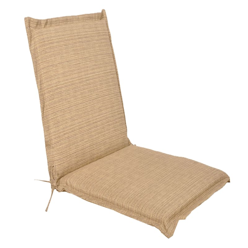 Tallon Birch Outdoor Chair Cushion With Flange