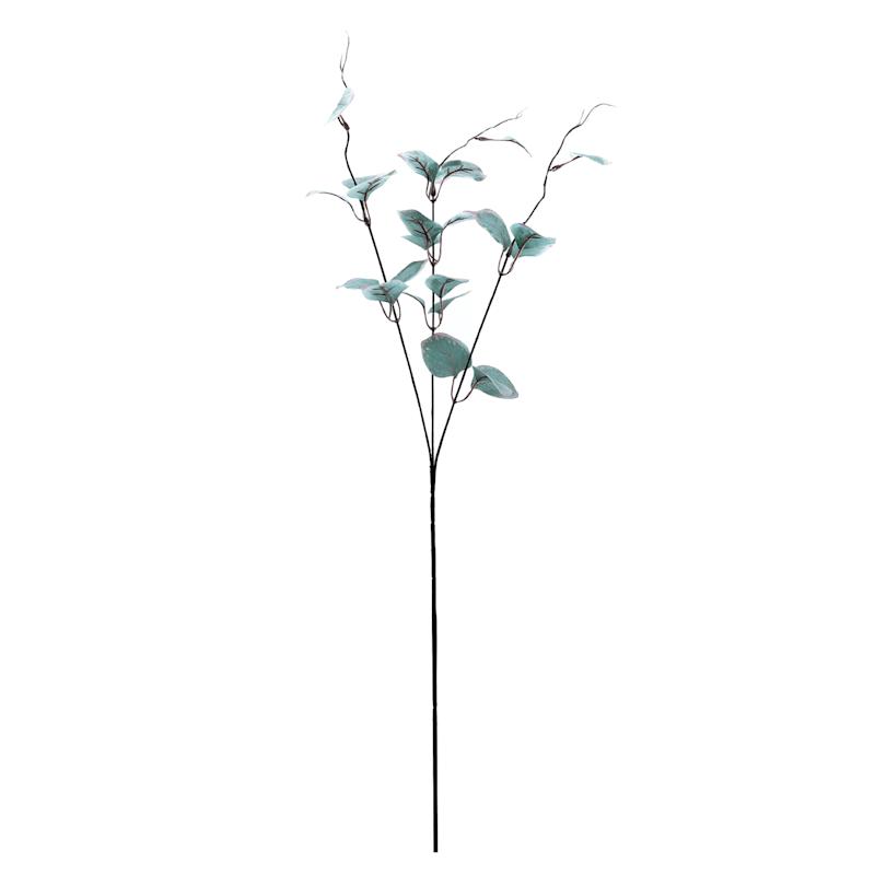 "Green Eucalyptus Stem, 35"""