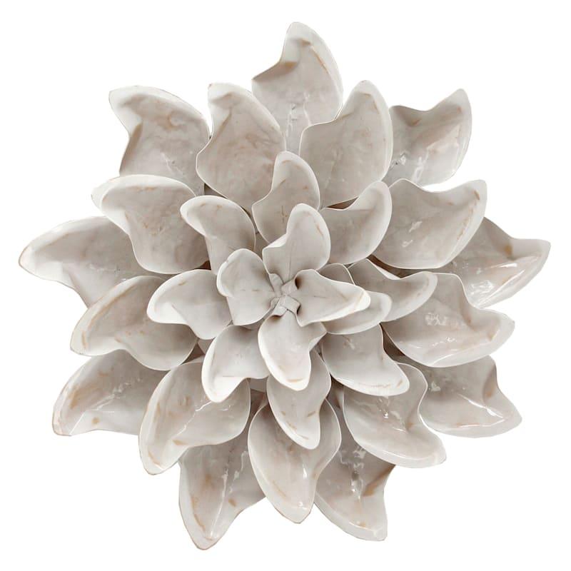 15.8in. Metal Wall Flower