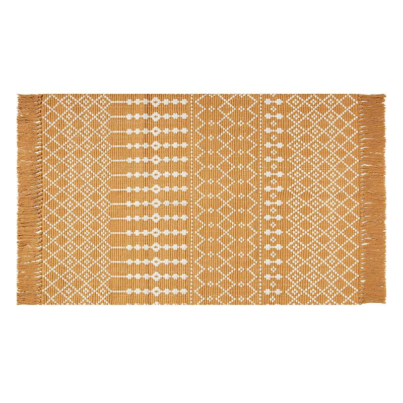 Freidman Morocco Gold Rug 27x45