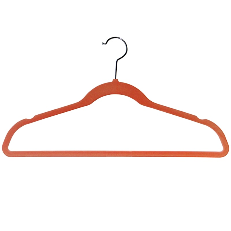 Velvet Coral 50 Piece Suit Hanger