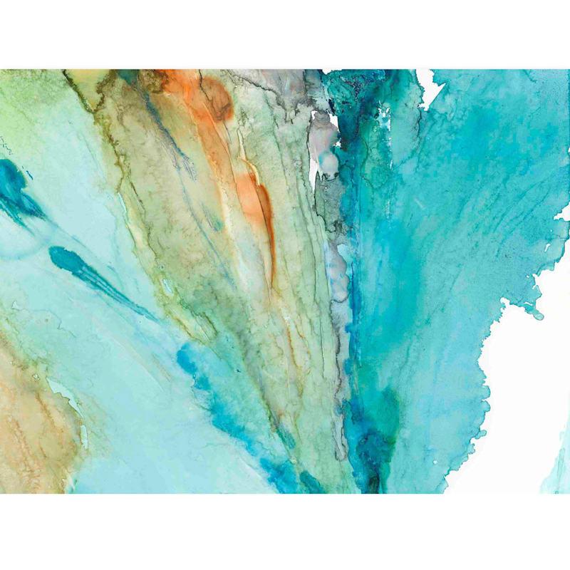 40X30 Luminous Vision Glass Coat Canvas Art
