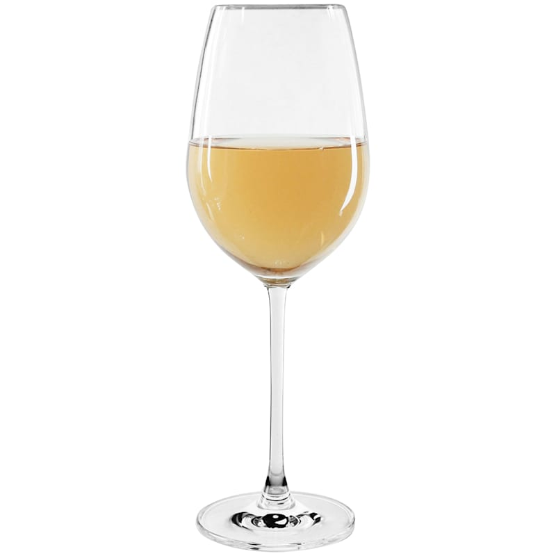 Chardonnay Glass Set Of 4 17.5oz Glasses