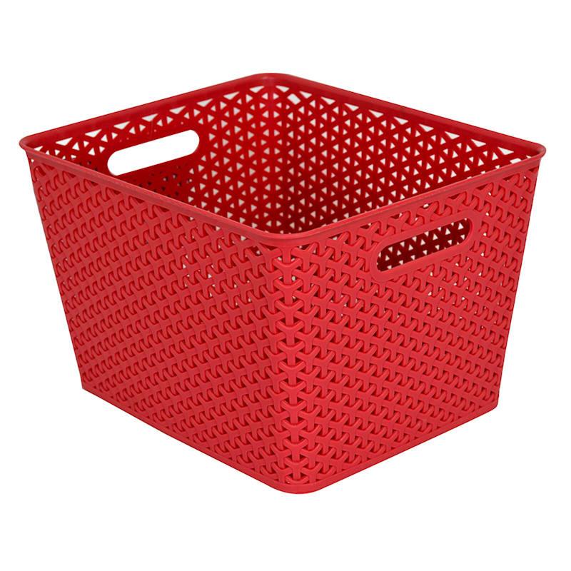 14X11 Red Basket