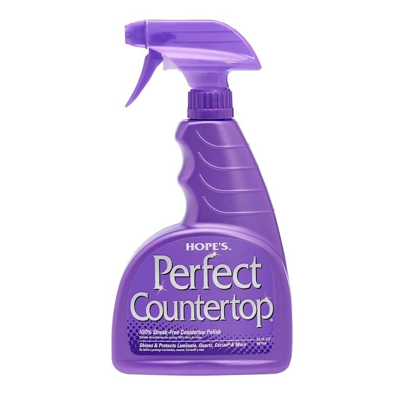 Hope's Perfect Countertop Polish- 22 oz. Spray