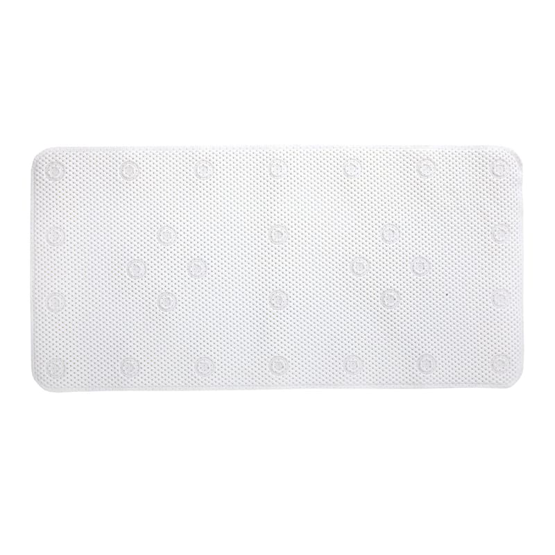 Comfort Foam Mat White