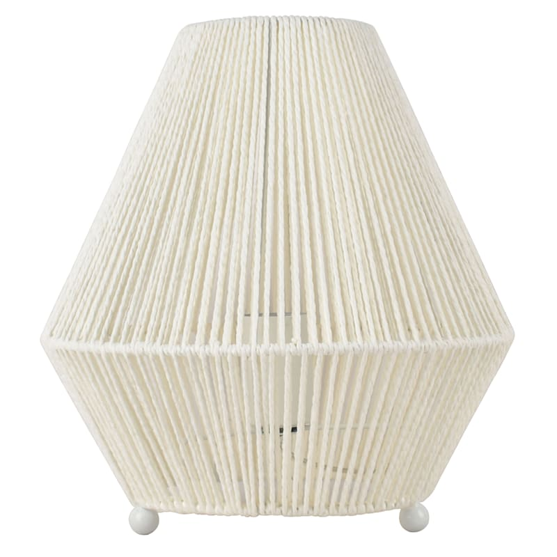 Tracey Boyd Rope Uplight, 11in.