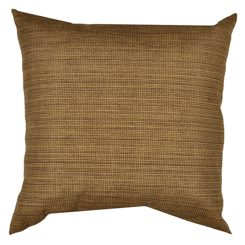 """Tallon Birch Outdoor Square Pillow, 20"""""""