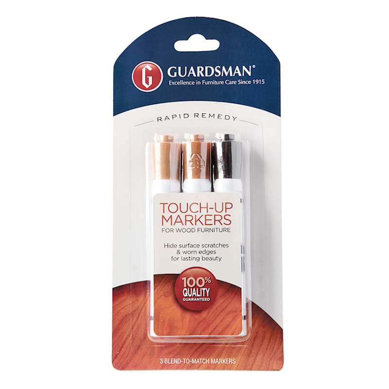 Guardsman Brown Wood Finish Touch-Up Markers