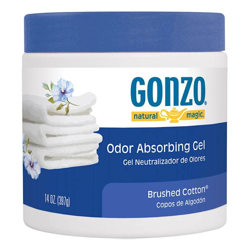 Natural Magic Brushed Cotton Odor Absorbing Gel- 14 oz.