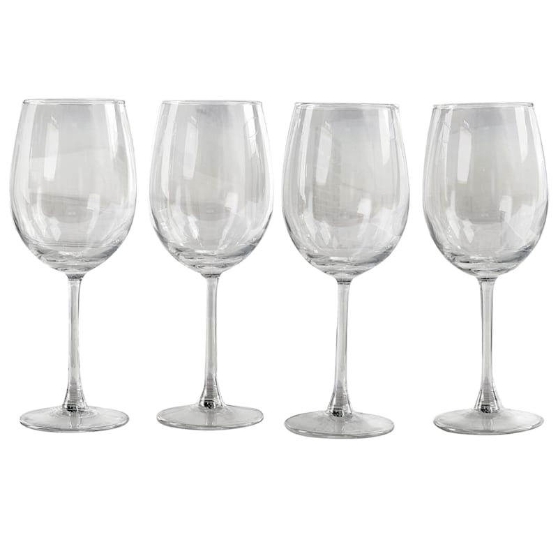 17.5oz Clear Luster Wine Glass