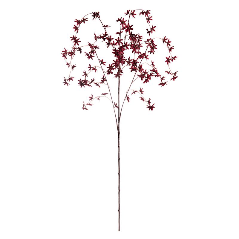 """Red Star Flower Branch, 47"""""""