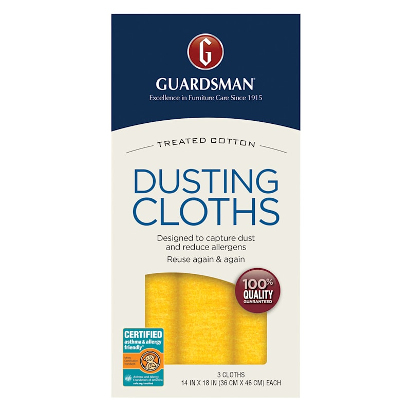 Guardsman Ultimate Dusting Cloths 3-Cloth Pack