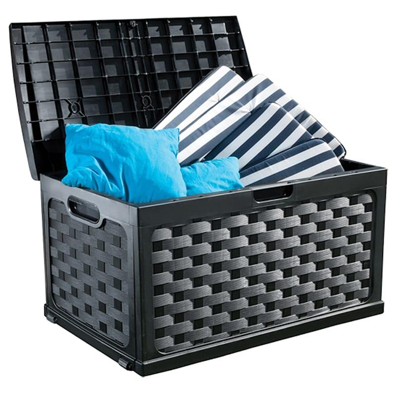 71G Weave Deck Storage Seat on Wheels
