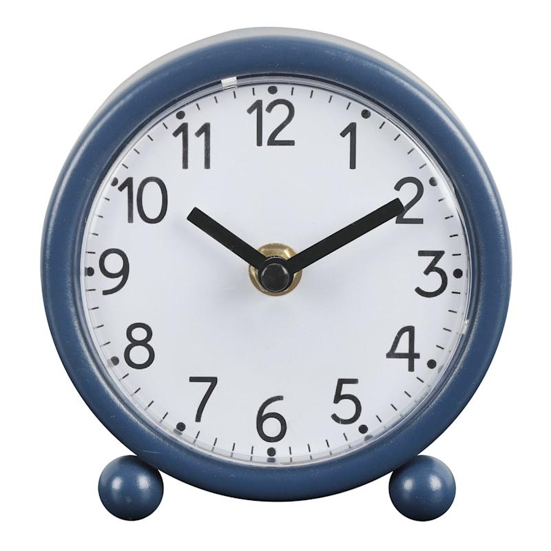 "Blue Clock, 5"""