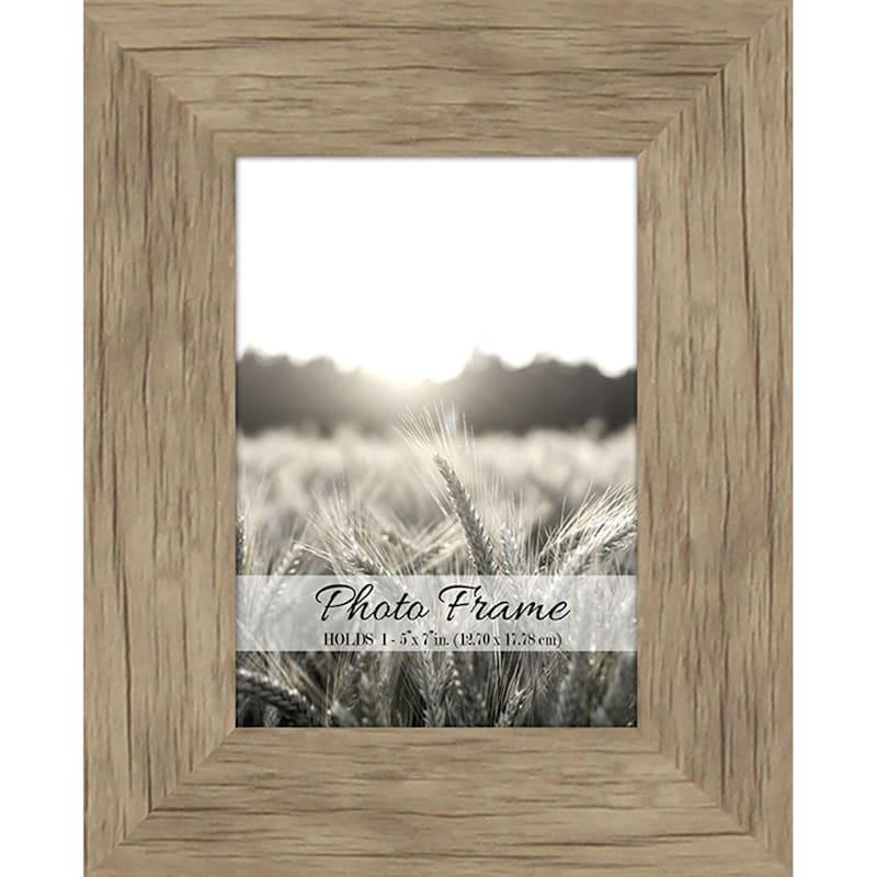 5X7 Driftwood Farmhouse Photo Frame